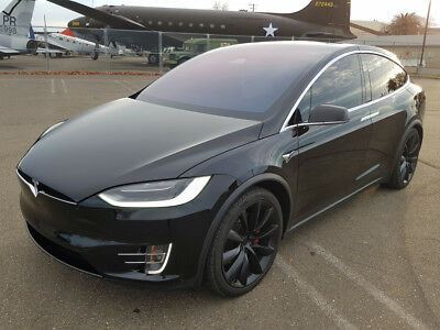2017 Tesla Model X P100D Sport Utility 4-Door 2017 TESLA MODEL X P100D, ONLY 12K MI, FULLY LOADED, DON'T MISS!