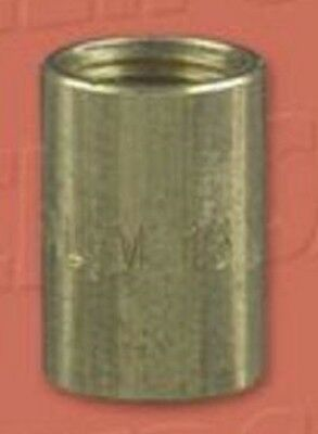 Clipsal CONDUIT BRASS ADAPTOR COUPLING 25mm To 1 Inch Female *Australian Brand