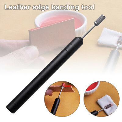 Leather Craft Top Edge Dye Roller Pen Applicator Leather Oil Painting Making