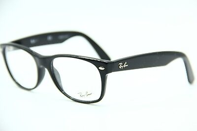 64faedf428 New Ray-Ban Rb 5184 2000 Black Eyeglasses Authentic Frame Rx Rb5184 52-18