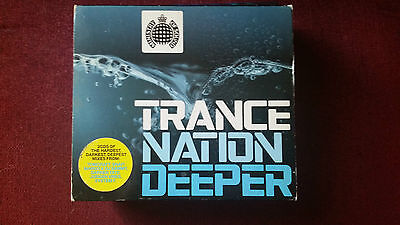 Ministry Of Sound-Trance Nation Deeper