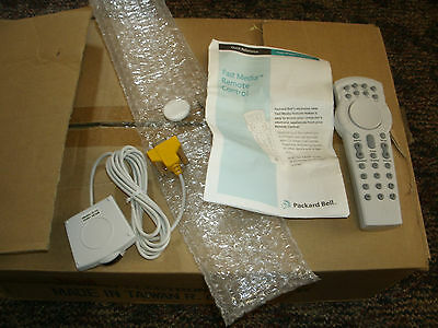 Packard Bell Fast Media Remotes - New !! (13 Total)