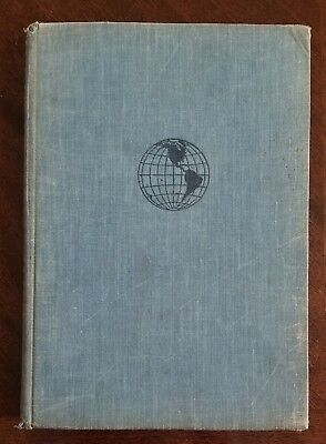 Hammond's Pictorial Ready Reference Atlas & Gazetteer Of The World 1938