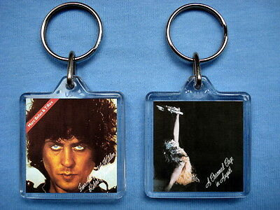 T.Rex- Zinc Alloy And The Hidden Riders Keyring Marc Bolan Glam Rock
