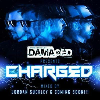 Jordan Suckley and Coming Soon!!! - Damaged presents Charged [CD]