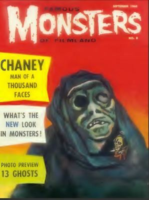 Famous Monster Of Filmland 226 Issue Free Shipping