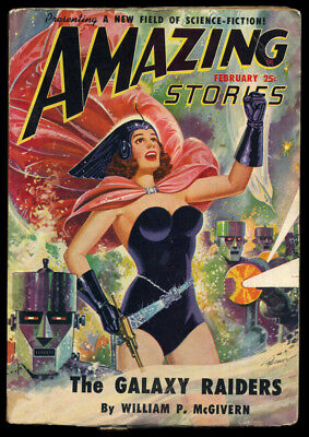 Amazing Stories 373 Issue Collection On Two (2x) DVD-ROM Discs Free Shipping