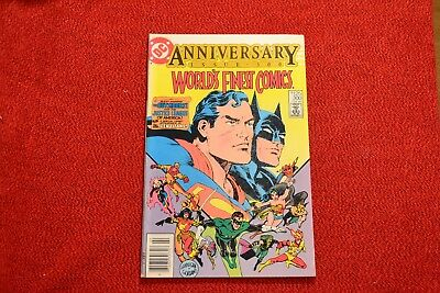 A Steal! Worlds Finest Comics 3 Pack - #241, #251, & #300! Fill Your Collection!
