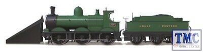 OR76DG005 Oxford Rail OO Dean Goods Steam Locomotive GWR 2534 with Snow Plough