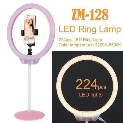 5500K LED Ring Lighting Video Continuous Light Positive Fill Makeup Ring Lamp