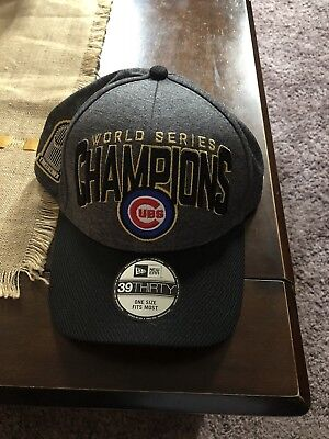 cd1e85731fe2f ... coupon code for chicago cubs new era 2016 world series champions locker  room players hat cap