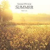George Winston : Summer: Solo Piano CD (1992)