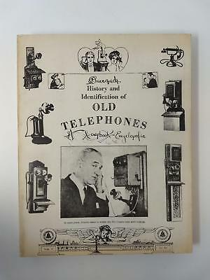 Ron Knappen PRICE GUIDE HISTORY & IDENTIFICATION OF OLD TELEPHONES 1974
