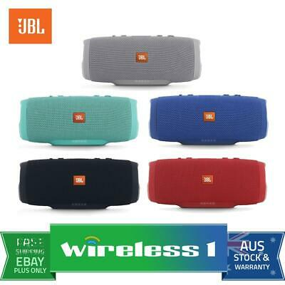 JBL Charge 3 Portable Wireless Bluetooth Speakers // Various Colours