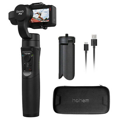 Hohem iSteady Pro Handheld Gimbal Stabilizer 3-axis for GoPro Hero 7/6/5/4/3 Cam