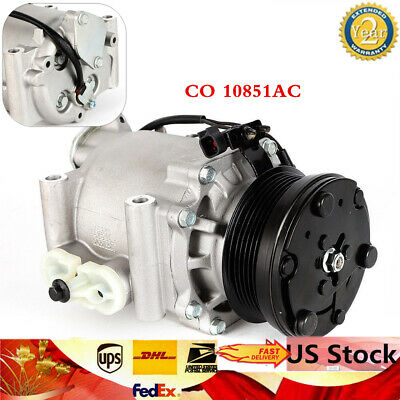 A//C Compressor 57495 fits Mazda MX-3 MX-6 Ford Probe 1YW Reman