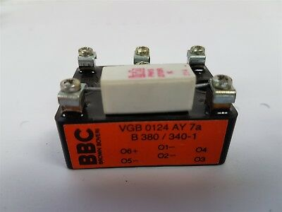 BBC VGB-0124-AY-7a Rectifier Bridge - Discrete Semiconductor Diode - INXY - New