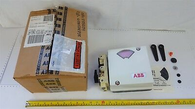 ABB AV2321000 Pneumatic I/P Positioner 150PSI 4-20MA 30VDC - Good Used