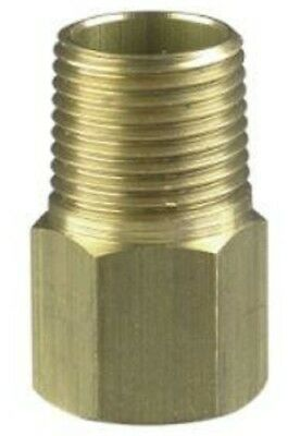 "Clipsal CONDUIT BRASS SCREWED ADAPTOR 3/4"" NPT Male *Aust Brand- 20mm Or 25mm"