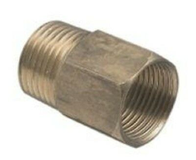 "Clipsal CONDUIT BRASS SCREWED ADAPTOR 1"" NPT Male *Aust Brand- 20mm Or 25mm"