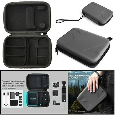 Sunnylife Portable Storage Case Carry Bag Pouch Protector For DJI Osmo Pocket