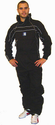 BlueSkyBlue All Black - BNWT 4 Layer Flying suit, Microlight, Paramotor