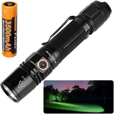 Fenix PD35 V2.0 Cree XP-L HI V3 LED 1000LM Flashlight + 3500mAh 18650 Battery