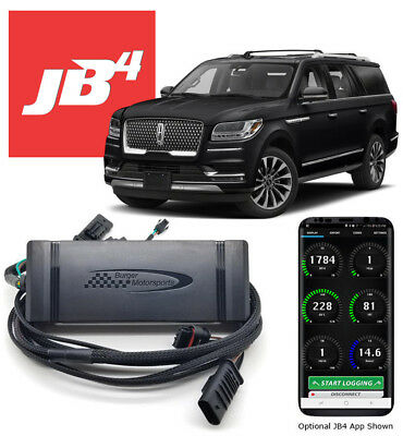 2018+ Lincoln Navigator - JB4 Performance Tuner by Burger Motorsports (BMS)