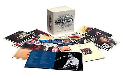 Paul Simon - The Complete Albums collection (!5 CD Box Set)