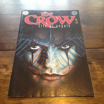THE CROW : CITY of ANGELS #3 KITCHEN SINK.1996