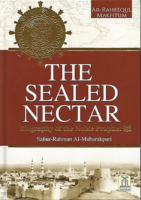 The Sealed Nectar : Biography of the Noble Prophet (sws) Fullsize Color Edition