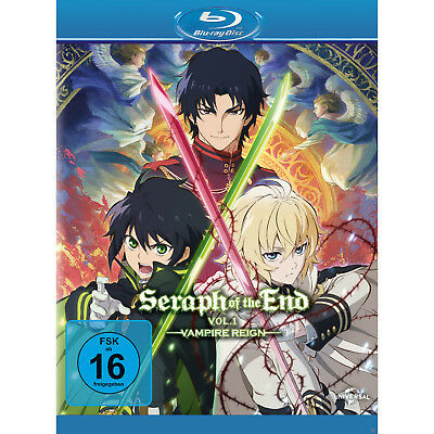 Seraph of the End - Vol. 1: Vampire Reign - (Blu-ray)