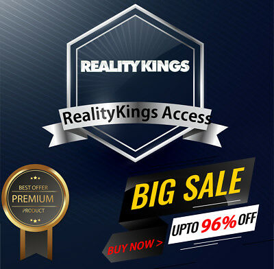 RealityKings ACCESS PRIVATE ACCOUNT| 1 Year Subscription| 6 Months Warranty