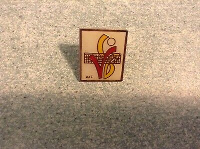 Pins de collection volley ball AIF