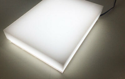 Package A4 3mm Thickness Acrylic Opal Light Diffuser Translucent Sheet FREE post