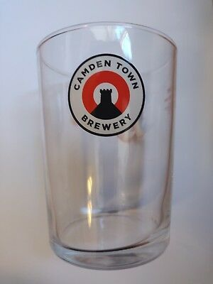 Camden Town Brewery Jack Pint Glass New