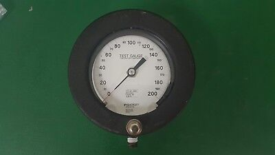Ashcroft Master Test Gauge, Temperature Compensated. 200 psi. Accuracy 0.25%