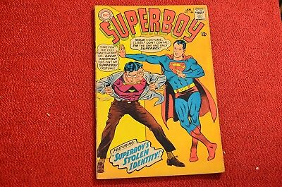 Superboy #144 - Bright Colors, Great Cover - 1967,  Make an Offer! A Rare Comic!