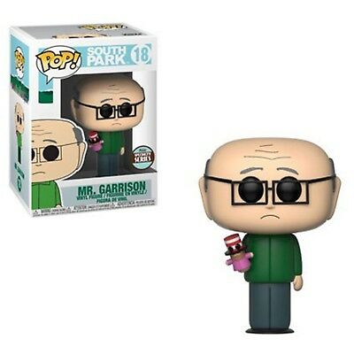 Funko South Park Specialty Series POP Mr. Garrison Vinyl Figure NEW IN STOCK