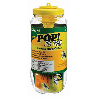 RESCUE! Non-Toxic Reusable POP Fly Trap
