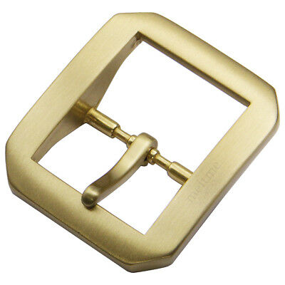 "Heavy Duty Solid Brass Roller Belt Buckle cowboy Classic Belt Buckle 1.5""in/38mm"