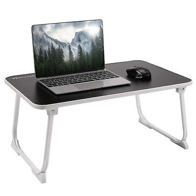 Laptop Bed Tray NNEWVANTE Lap Desk Foldable Portable Standing Breakfast Reading