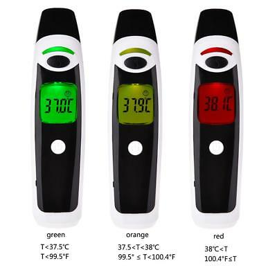 Portable Baby Body Thermometer Digital Medical 3-in-1 Infrared Forehead Ear