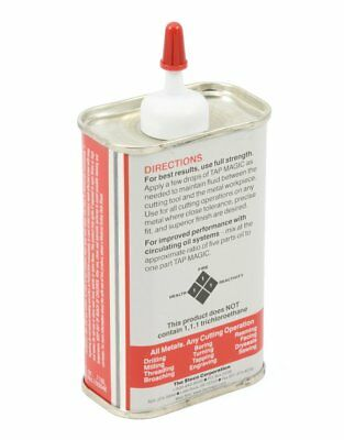 Fast shipping Forney 20857 Tap Magic Industrial Pro Cutting Fluid, 4 oz