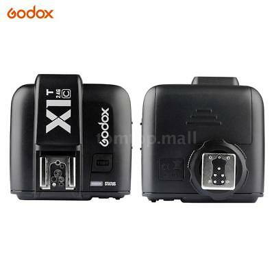 GODOX TTL 1/8000s 2.4G Wireless LCD Flash Trigger Transmitter for Canon EOS