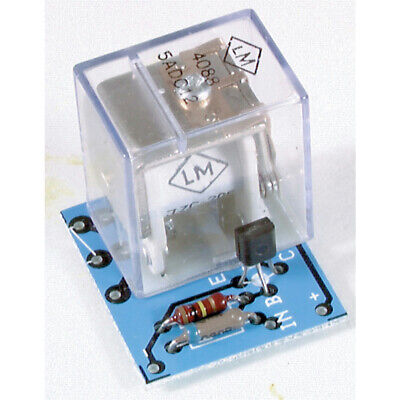 NEW 12VDC Relay Card Kit B197 KG9142 Assembly Required