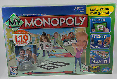 My Monopoly Board  Game - New in Sealed Packaging (A8595)