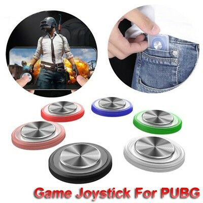 Mobile Phone PUBG Game Joystick Metal Button Controller For Android iPad Tablet