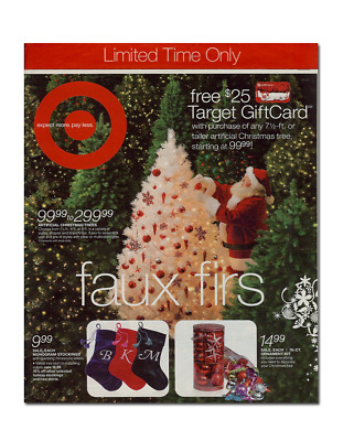 2006 Target Store 40 Page Unread Christmas Catalog Free Clear Bag