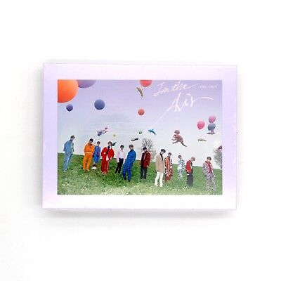 [The Boyz]3th Mini Album/The Only [In The Air ver.] Album/New, Sealed